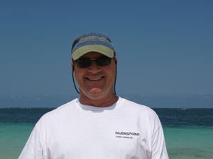 Johan Slagter for all your diving and snorkeling at Diverspoint Puerto Morelos Mexico